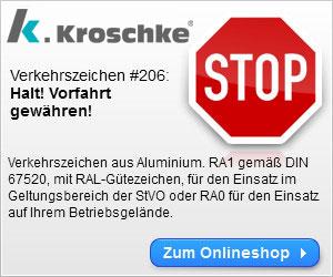 Verkehrszeichen: STOP