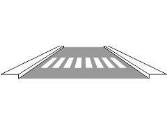 Fußgängerüberweg (Vorschriftszeichen)