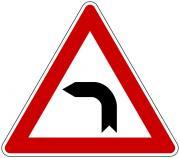 Vorsicht Die Kurve